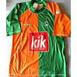 5e4c510f7a Camisa Werder Bremen - Camisas de Times de Futebol no Mercado Livre ...