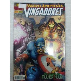 Marvel Apresenta # 18 ( Os Vingadores ) - Panini