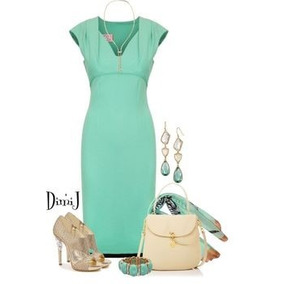 Lindo Vestido Executiva Evangelica Frete Gratis Cod#336