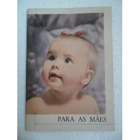 Caderno Promocional Das Maes Nestle