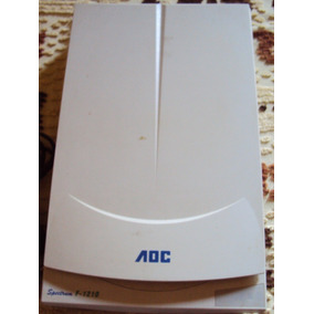 AOC F610 Scanner Driver Download (2019)