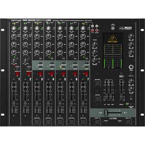 Mixer Para Dj Behringer Dx 2000 Garantia 2 Anos