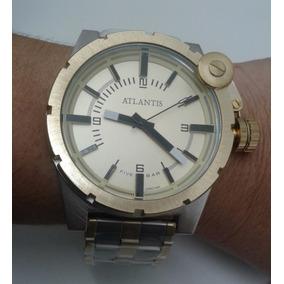 8536ca0f9ff Pulseira Atlante Prata - Joias e Relógios no Mercado Livre Brasil