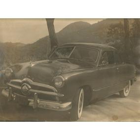 Foto Original Ford Custom Coupe 1949/1950 - Memorabilia