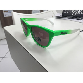 5e166173d4066 Oculos Oakley Frogskins Branco Juliet - Óculos De Sol no Mercado ...