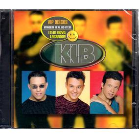 cd klb 2000 sua musica