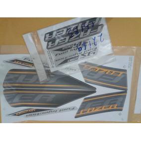 Jogo De Adesivo Fazer 250cc 2006-2012