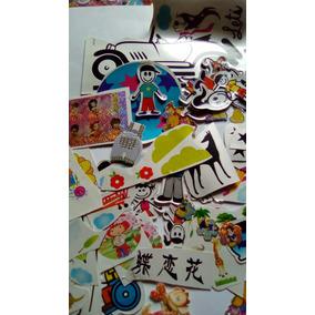 115 Adesivos Stickes Recortados No Estoque Frete:10reais