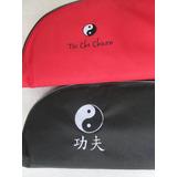 1 Capa De Espada Kung Fu/ Tai Chi,acolchoada,2 Alças,bordada