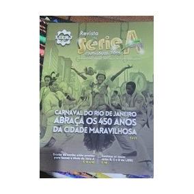 Revista Serie A Carnaval 2015 Lierj Liga Escolas De Samba D