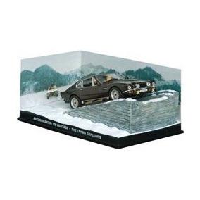Miniatura Aston Martin V8 - 007 James Bond - Ed.14