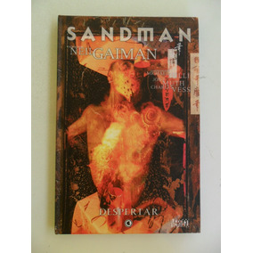 Sandman Despertar! Conrad 2008! Vol 10! Capa Dura!