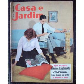 Revista Casa E Jardim Nº 56 - Antiga - Set 1959 - Ae