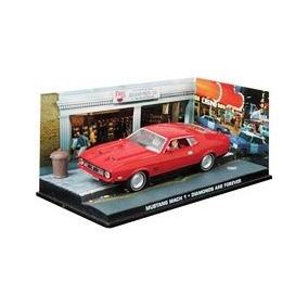 Miniatura Mustang Mach 1 - 007 James Bond - Ed.13