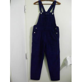 71caf6b4ce178 Usado - Capital Federal · Pantalon Jardinero Corderoy S Azul C94cd104 T25  Imperdible