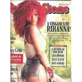 Rolling Stone: Rihanna / Emicida / Whitesnake / Veloso