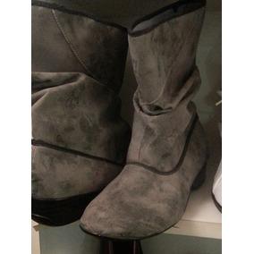 Liquidacion Botas Gamuza Arrugadas Suela - Zapatos en Mercado Libre ... 8073f2badcc16