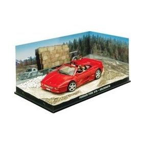 Miniatura Ferrari 355 - 007 James Bond - Ed.10