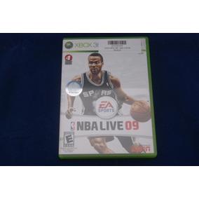 Jogo Xbox 360 - Nba Live 09