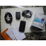 Sony Ericsson W 100a Spiro Negro Para Linea Personal.-
