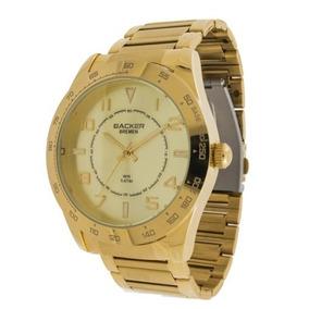 ad03563ebaf Relogio Backer 1613142m Ch Analogico - Relógios De Pulso no Mercado ...