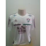 Camisa Masculina Fluminense Guerreirinhos Tamanho 14. R  30. 6x R  5 55.  Usado - São Paulo. Camisa Branca Jogo Fluminense 9848833ffcc2d