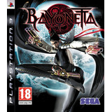 Bayonetta Ps3 Digital Gcp