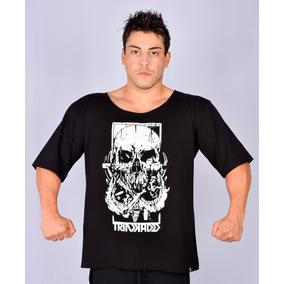 Regata Cavada Trinkado Top Músculos Academia E Treino. 1 vendido - São  Paulo · Camiseta Morcego Bodybuilder Trinkado - Frete Grátis 1755a6fc5f8