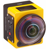 Camara De Accion Kodak Pixpro Sp360 Paquete Extremo Accesori