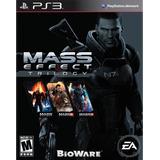 Mass Effect Trilogy Ps3 Digital Gcp