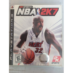 Nba 2k7 Play Station 3 Original Mídia Física