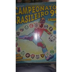 Álbum De Figurinhas Campeonato Brasileiro 1999