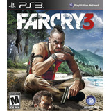 Far Cry 3 Ps3 Digitial Gcp