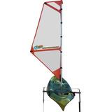 Vela Kit Completo Kayaks Dobles Consultar Antes De Comprar