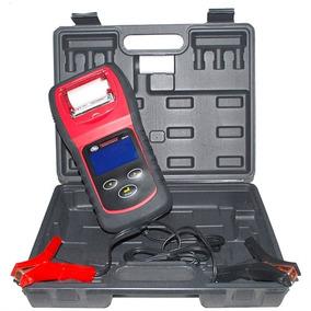 Teste De Bateria E Alternador Digital C/ Impressora Dm-670