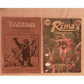 Tarzan & Rhima Princesa Guerreira