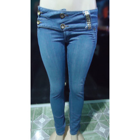 Calça Jeans Anticorpus Girls- Tam: 40 - Frete Grátis - Lycra