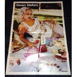 Afiche: Orlando Bloom Y Gwen Stefani