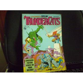Hq - Thundercats Nº 10 Ano 1987 Raro