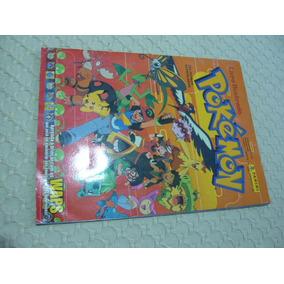 Álbum Pokémon - Incompleto - 2006/07