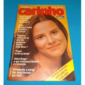 Rara Revista Carinho Nº 13 Nov 1977 Bia Seidl Sônia Braga