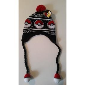 Toucas Pokemon Masculino - Acessórios da Moda no Mercado Livre Brasil 950a307b50a