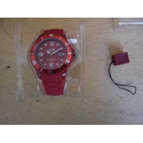 Reloj Ice Rojo Nuevo, Envió Incluido!