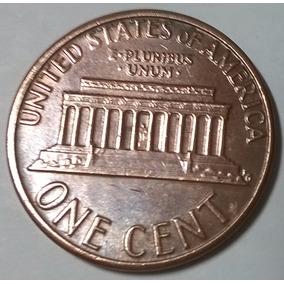 Moeda One Cent Dolar