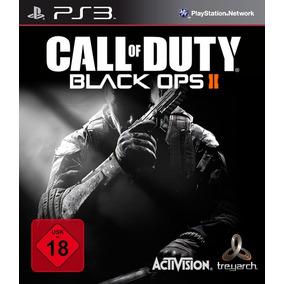 Call Of Duty Black Ops 2 + Dlc Play 3, Codigo Psn !