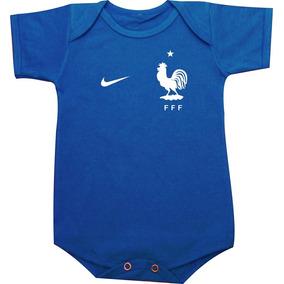 Body Ou Camiseta Infantil Camisa Seleção França Francesa 227e2a4cc8698