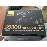 Nikon D5300 18-55mm, 24.2mp 100% Nuevo, 32gb C10, Miraflores