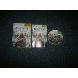 Assassins Creed Brotherhood Completo Para Xbox 360