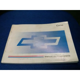 Manual Do Proprietário Gm Chevrolet Corsa 1996 Frete Gratis
