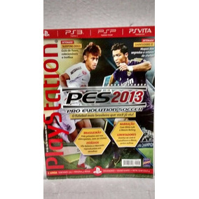 Revista Playstation Pes 2013